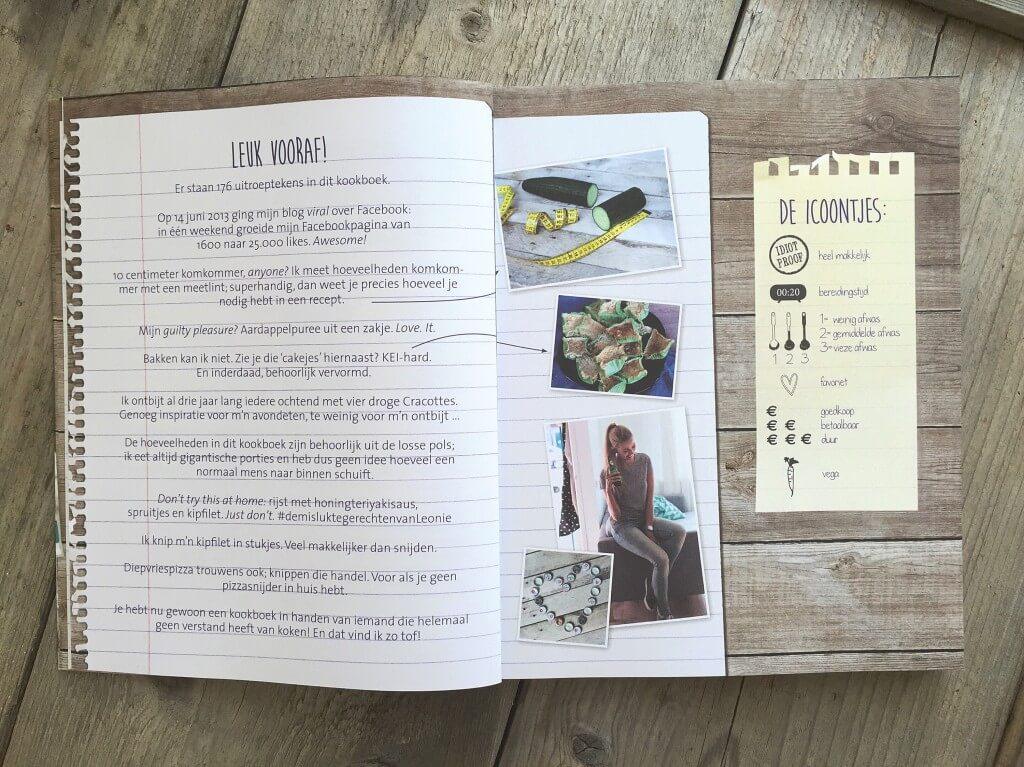 Zelf Keuken Bouwen Boek : Win het boek van Leonie ? Gewoon wat een studentje ?s avonds eet